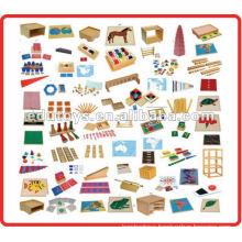 MONTESSORI Material Education Tools