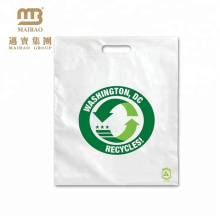 ЭКО дружественных Биоразлагаемых D2W ЭПИ Тапиока кукурузный крахмал 100% ОКСО-Биоразлагаемых пластиковых мешок Оптовая