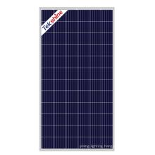 private custom high conversion effciency 350w 345w poly solar panel
