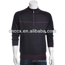 13STC5530 pullover half-zip mens cashmere sweaters