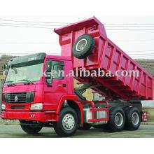 HOWO Sinotruk Dump Truck y Dumper Truck