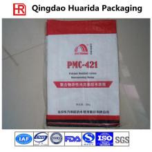 Сплетенные PP Упаковывая мешок для еды любимчика/Рис/пшеница/мука/химические удобрения