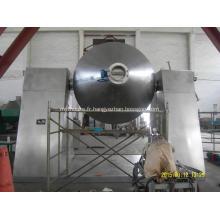 Machine de séchage rotative à poudre double cône