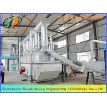 Especial vibración de estrato fluidificado secado sistema de tiourea