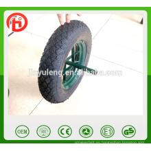 4.80 / 4.00-8 rueda de goma neumática, uso para trolle, piezas de la carretilla, equipo.