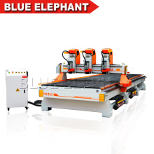 Ele 1660 Multi Head Wood CNC Router Machines for Sale in India
