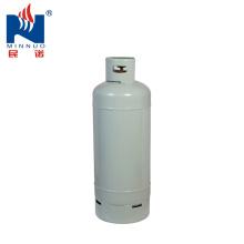 El tanque grande vendedor caliente 45kg vacia el cilindro de gas del cocinar del propano del lpg para el mercado de Suramérica