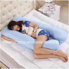 Многофункциональная подушка для беременных U-образная боковая подушка для защиты талии от сна