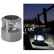 caliente venta alta calidad de aluminio LED lámpara de energía Solar