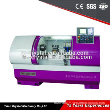 atelier d'usinage cnc from china CK6150A tour cnc