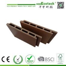 Prancha de madeira reciclada do jardim exterior do Ipe, plataforma de WPC Eco