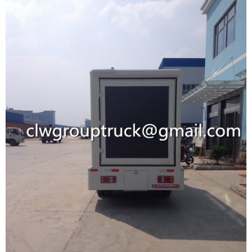 FORLAND LED Mobile Advertising Trucks For Sale