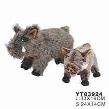 Cute Design Plush Dog Toys (YT83924)