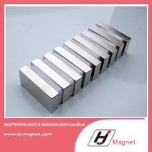 Ímã de Strongneodymium bloco de alta potência com ISO9001 Ts16949