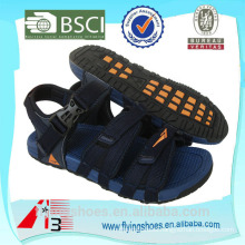Fashion Italian Design Men Sandals high quality sports ribbon barefoot sandals
