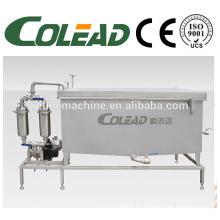 SUS 304 industrial water cooler/vegetable processing line/ice water preservation species