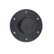 Customized OEM spraying plastics aluminum die-casting valve parts