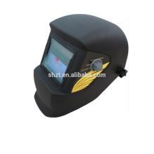 Barato Oscurecimiento automático casco de soldadura con filtro máscara facial completa