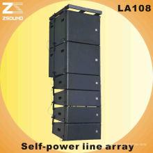 Système d'équipement audio Line Array