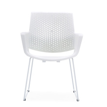 Living Room Stackable White Office Visitor Chair