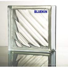 Höhe Qualität dekorative 12 * 12 Glasblock