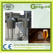 Linha de Processamento de Cerveja Alta Eficiência