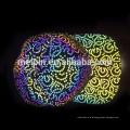 Rainbow reflective screen printing reflective Heat vinyl