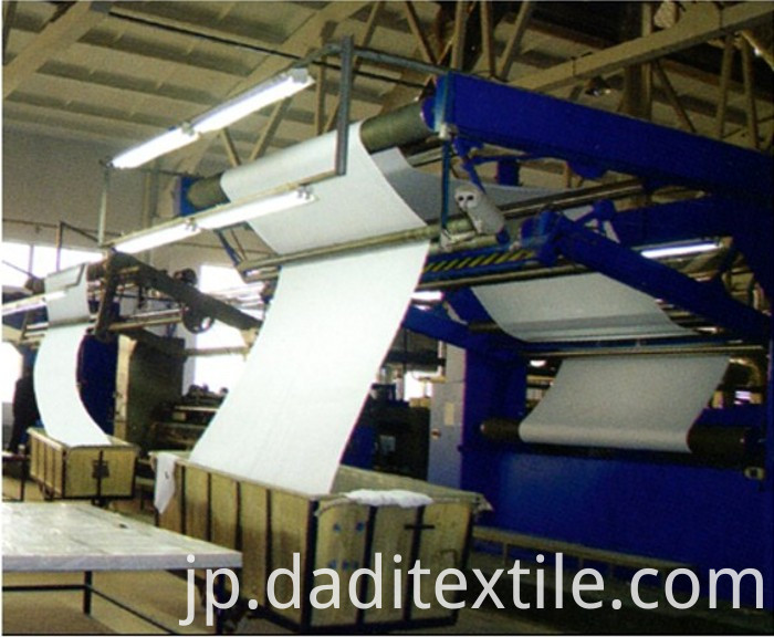 Air jet loom tc65/35 133x72 fabric