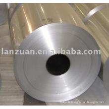 Jumbo rouleau de papier d'aluminium ménager
