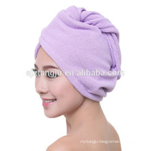 reason price 25*65cm,300gsm Hair Drying Towel with Buttons