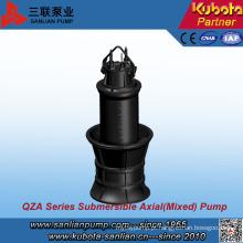 Slqz (H) a Bomba Axial de Fluxo Misto Submersível