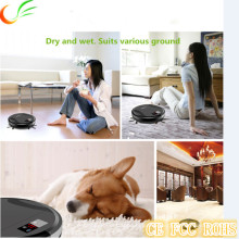 Robot Cleaner Auto Cleaning Machine with Remote Control