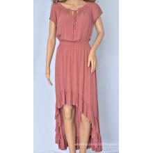 Women Irregular Long Dress