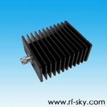 В DC-6 ГГц Прямоугольности коаксиальный окончаний РФ 100Вт эквивалент нагрузки