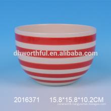 New decorative bowl,ceramic bowl,handmade bowl for wholesale
