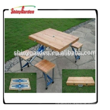 Portable Folding Picnic Table and Chair Camping table and chair