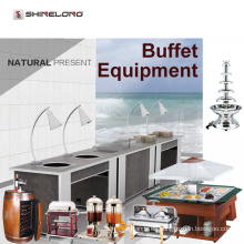 Luxus Hotel Buffet Zubehör / Buffet Ausrüstung
