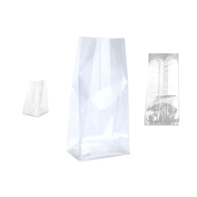 PE Flat Bottom Plastic Bag Products