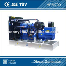 520kW original UK Diesel grupo electrógeno, HPM700, 50Hz