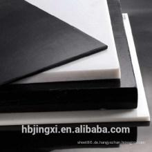 Weiß Schwarz Isolierung POM Kunststoffplatte / Rod