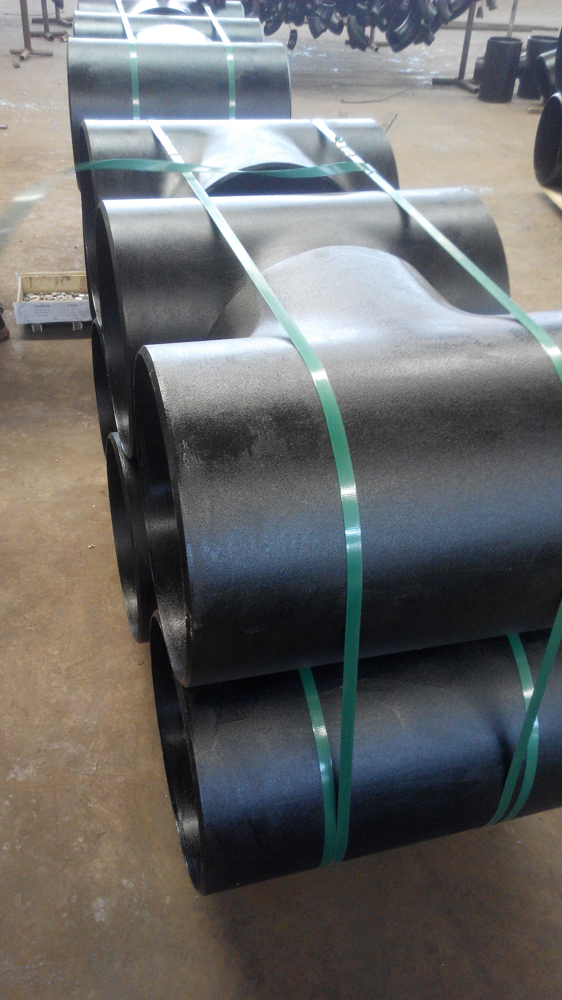 carbon steel tee packing