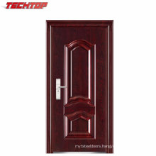TPS-039 Anti-Theft Single Leaf 8 Panel Steel Entry Door