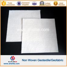 PP Pet poliéster agulha perfurado tecido não tecido geofabric Geotêxteis