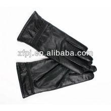 Quality fashion elegent women long leather gloves