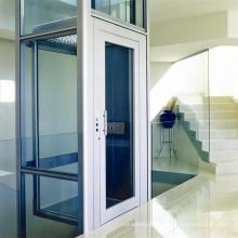 Ascenseur résidentiel en acier inoxydable