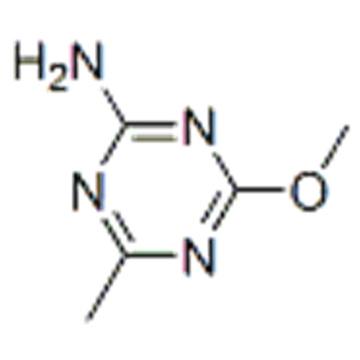 1,3,5-Triazin-2-amine,4-methoxy-6-methyl CAS 1668-54-8