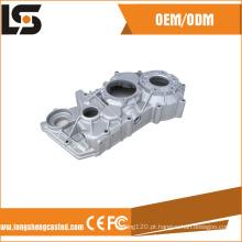A fábrica de China Certificated de alumínio morre carcaça para as peças de maquinaria