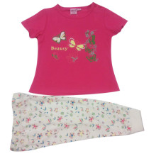 Summer Baby Girl Children Suit for Kids Clothes