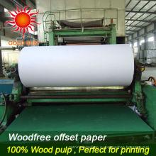 Белый A4 Копировальная бумага 80gsm / Документная бумага 80gsm,75gsm 70gsm