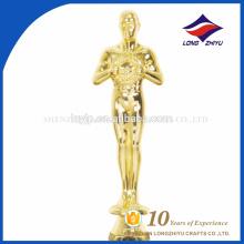 Saries символов движения металла трофей трофей 3д Сокол